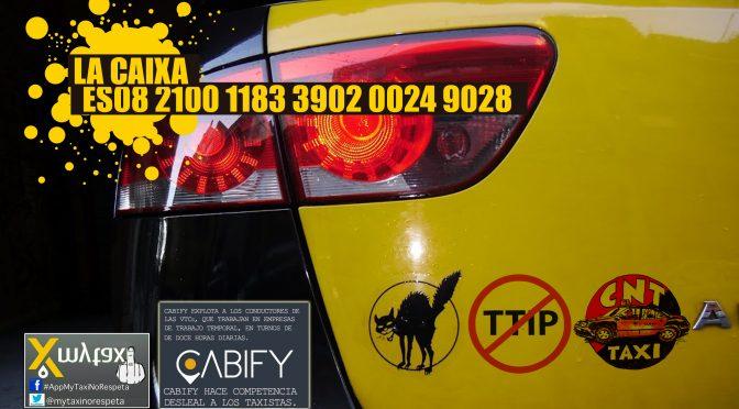 Desconvocada la huelga indefinida del Taxi