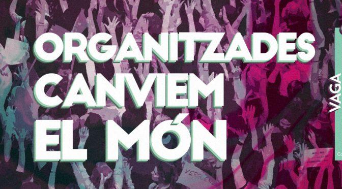 Nota de premsa: CNT anuncia actes per difondre i estendre la vaga general feminista