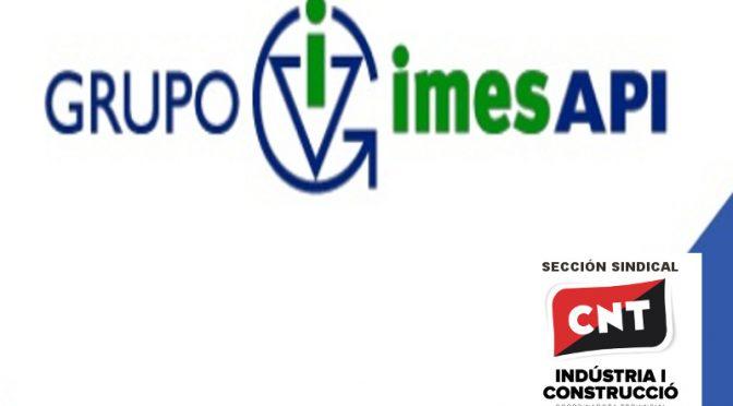 Aconseguim la conversió a indefintis de diversos contractes laborals a IMESAPI