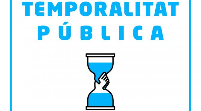 Aturem la temporalitat pública
