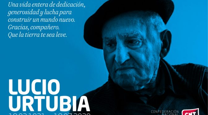 Obituari: Lucio Urtubia