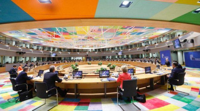 Per a CNT l'acord europeu «serà un nou ariet en l'aplicació de reformes en contra de la classe treballadora»