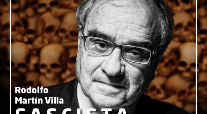 Martín Villa respondrà davant de la Justícia Internacional per crims contra la humanitat