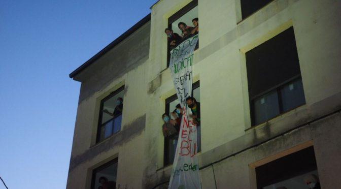 CNT saluda la lluita del Sindicat de Poble de Vilamajor