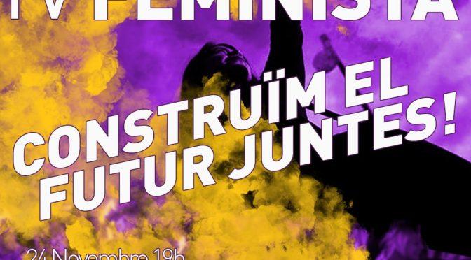 CNT anima a participar en les mobilitzacions feministes a la comarca
