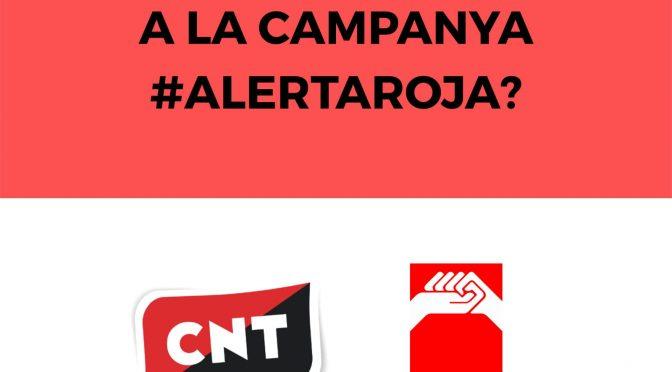 Què li falta a la campanya #AlertaRoja?