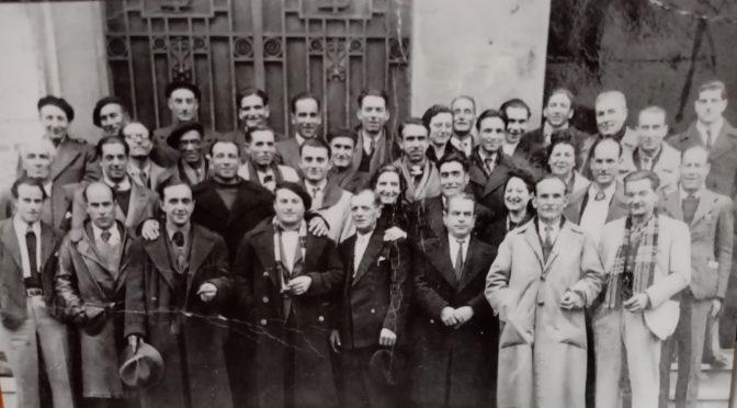 Ens ha deixat el company Joan Riera a l'edat de 100 anys